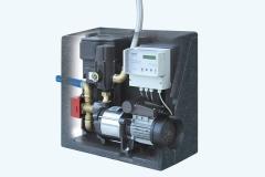 Equipo extracción agua depósito