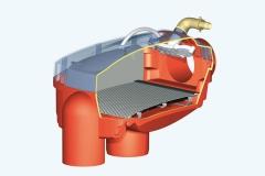 Filtro interno Optimax Pro