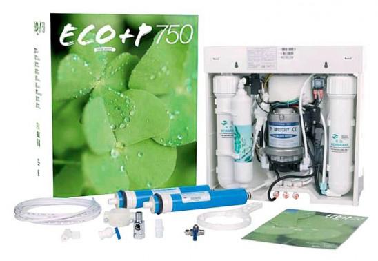 Purificador Eco pump 750 Osmosis Inversa