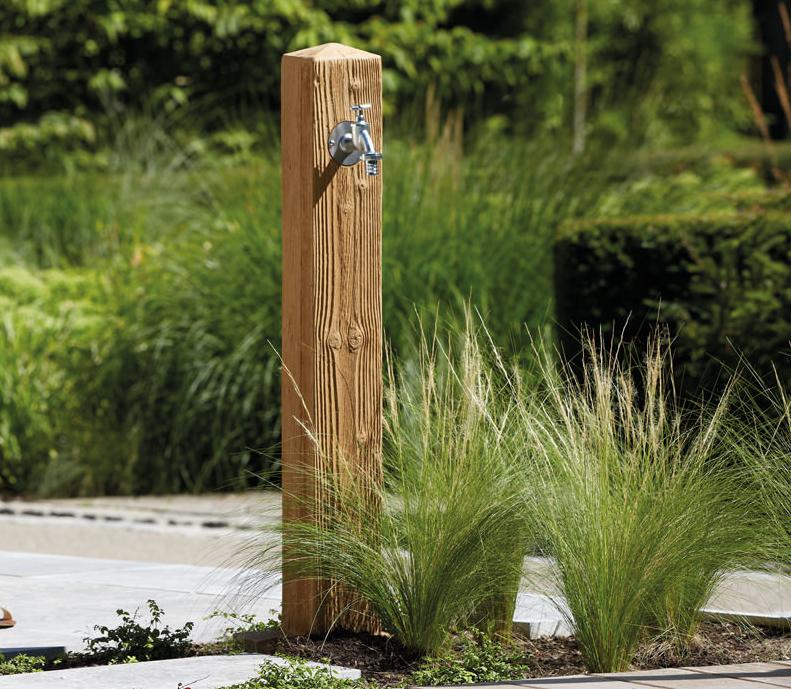 Fuente de agua woody h2agua equipos para tratamiento de for Fuentes de jardin