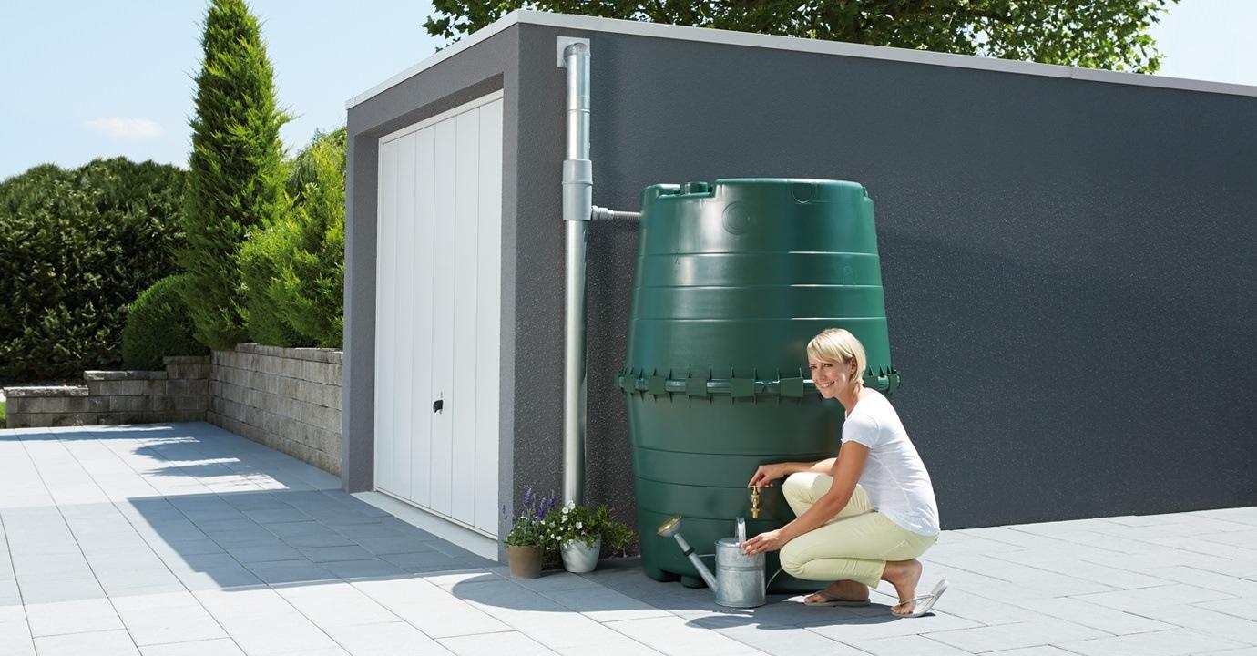 deposito agua lluvia top tank detalle