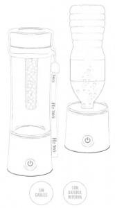hidrogenador-agua