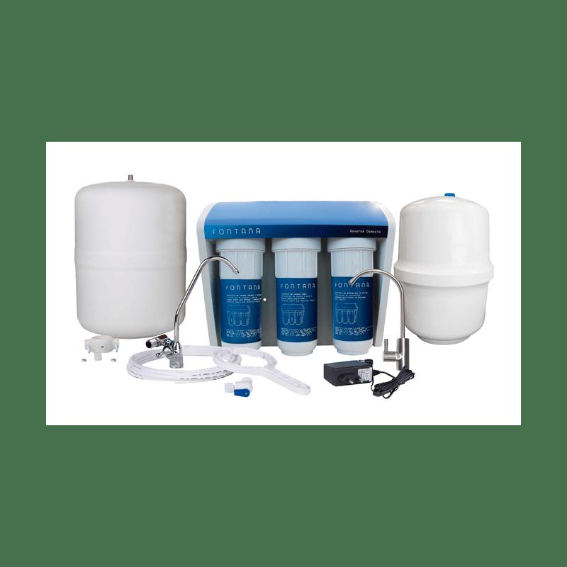 Smosis ro comercial 400 h2agua equipos para for Equipo de osmosis