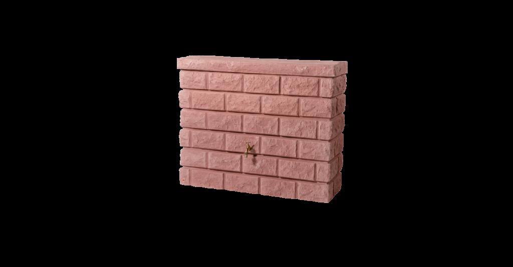 Depósito pared rocky medidas