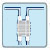 sistema control hidraulico shutt off valve