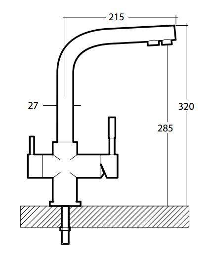 grifo-3-vias-metalfree-forum-medidas