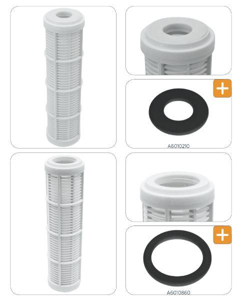 cartucho malla lavable rla 3