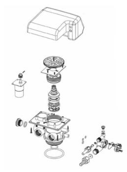 valvula-descalcificador-keramis-despiece