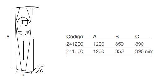 fuente-agua-fc-300-medidas
