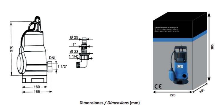 bomba-agua-sum10-dimensiones