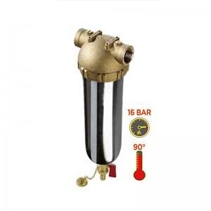 filtro agua alta presion