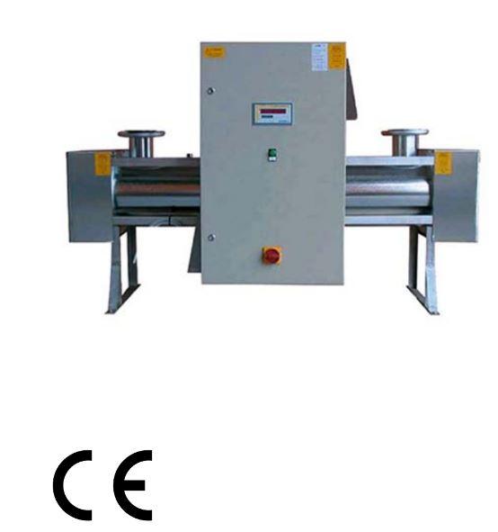Ultravioleta UV-1002 montaje