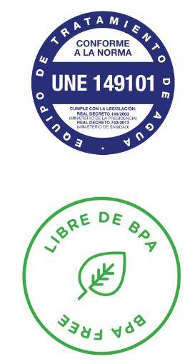 hidrogenador de agua Haktiva calidad