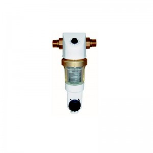 filtro autolimpiante easy plata semiautomatico