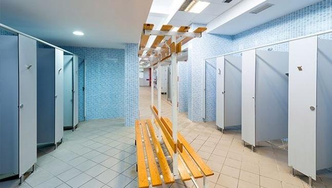 ozonizador desinfectante baños y vestuarios