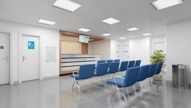 ozonizador desinfectante residencias ancianos salas de espera