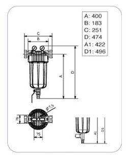 filtro de agua ap-ind 9-detalle2