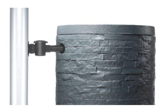 deposito agua de lluvia muro redondo 2